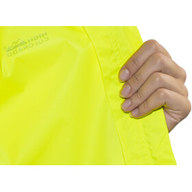 High Colorado Cannes Veste imperméable, lime
